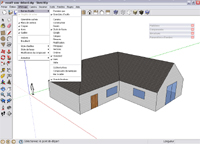 comment marche sketchup 8